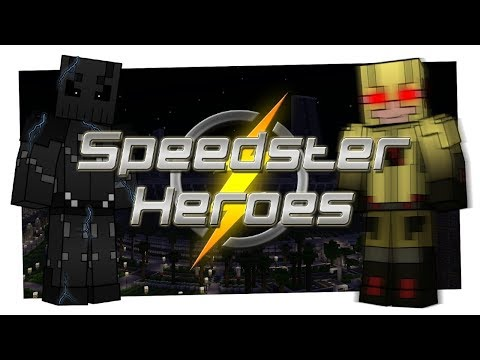 ПОЛНЫЙ ОБЗОР МОДА Speedster Heroes 1.12.2