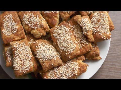 Творожное печенье с перцем - рецепт печенья для лакто-ово-вегетарианцев
