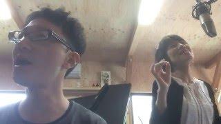 2015年7月18日。機材を持ち込み、矢川ピアノ工房にて被爆ピアノとレコー...