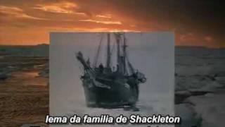 A Lendária Expedição Antártica de Shackleton - Filme completo - Legendas PT BR
