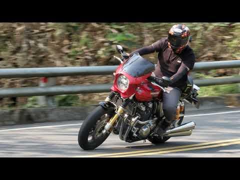 TANAX NAPOLEON Motorcycle Mirrors