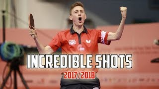 Liam Pitchford Best Points 2017-2018 [HD]