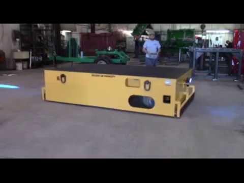 Titan 163523 50,000 lb Capacity Free Range Transporter