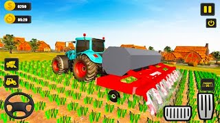 Grand Farming Simulator - Android GamePlay - Farming Simulator Android