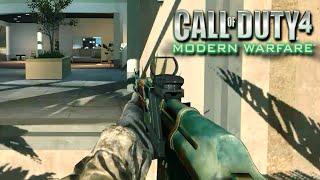 Call of Duty 4 Modern Warfare (PC) - TDM Frenético mapa Broadcast (30/13)