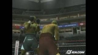 Fight Night 2004 Sports Gameplay_2003_12_11