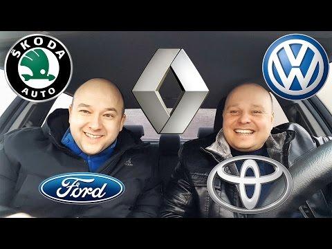 Самые надёжные автомобили продаваемых в наших странах! ТОП 5