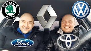 видео Рейтинг автомобилей цена качество 2016 в России