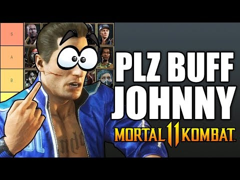 Mortal Kombat 11 - How Terrible is Johnny Cage??