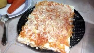 Салат с лавашом часть (2)
