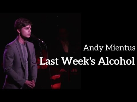 Andy Mientus  Last Week's Alcohol KerriganLowdermilk