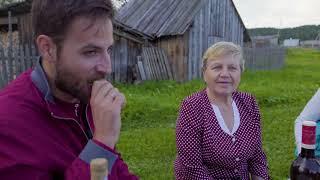 видео: Рубрика «В фильм не вошло, а жалко». Река Сухона. Деревня Березово