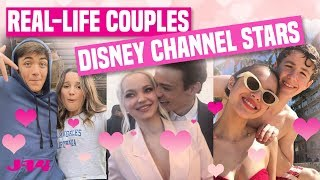 Disney Channel Stars' Real-Life Relationships