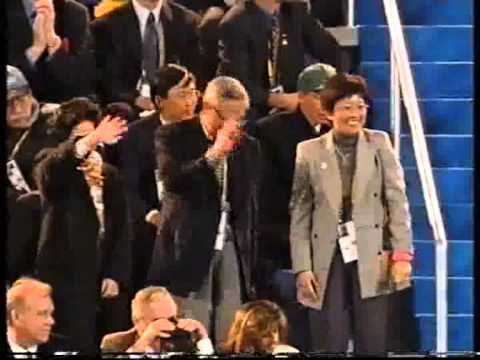 Sydney Olympics 2000 - Parade of Nations (Full BBC Coverage)