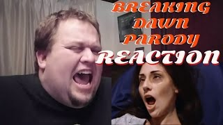 Breaking Dawn Parody Hillywood Show REACTION