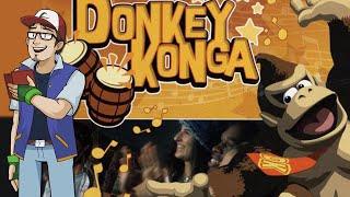 Donkey Kong Bongos - Part 1 - Donkey Konga