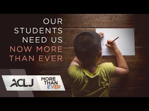 """The ACLJ Examines School Choice in Episode 1 of New Web Series, """"ACLJ Now More Than Ever"""""""