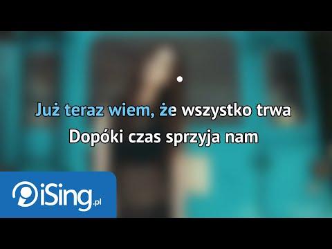 Monika Lewczuk - Ty I Ja (karaoke iSing)
