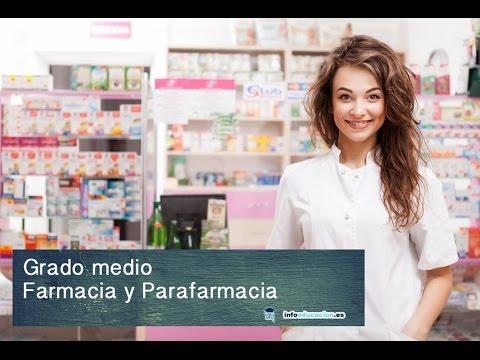 Fp Grado Medio De Farmacia Y Parafarmacia En Málaga