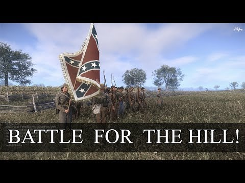 War of Rights - Line Battle - The 33rd Virginia Infantry in Action!