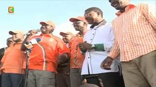 ODM's Moses Kajwang Clinches Homa Bay Senate Seat