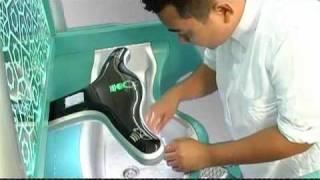 بالفيديو… شاهد جهاز الوضوء الأوتوماتيكي