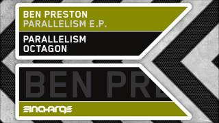 Ben Preston - Octagon [In Charge Recordings]