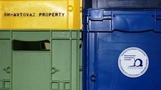 Пластиковые контейнеры, тара пластиковая Schoeller Allibert |www.kiit.ru| каталог пластиковой тары(ЗАО