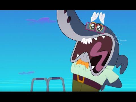 Zig & Sharko -  The cloud (S03E74) _ Full Episode in HD