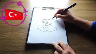 Mustafa Kemal ATATÜRK/Resim Çiziyorum