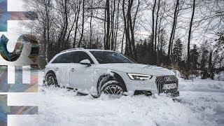 2017 Audi A4 Allroad 2.0 TDI - Test