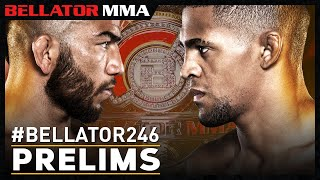 Prelims | Bellator 246: Archuleta vs. Mix
