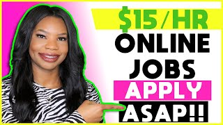 🦷 $15 HOURLY Work-From-Home Jobs! Online Dentist Customer Service (No Experience) | Apply ASAP!!
