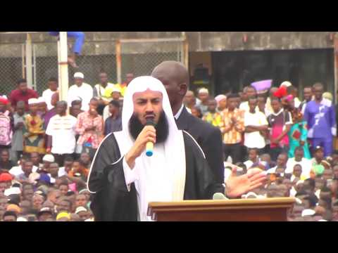 Mufti Menk in Sierra Leone- Star TV Documentary