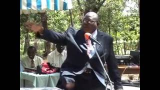 Rev Kosgei in cheptebo