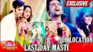 EXCLUSIVE! Ek Hazaaron Mein Meri Behna Hai   VirMan & VirIka Dilli Wali Girlfriend Dance Sequence