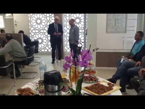 Une nouvelle agence chaabi banque à Avignon