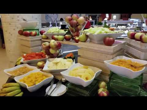 Pullman Cayo Coco Buffet Review During Lunch