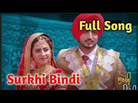 surkhi-bindi-:-surkhi-bindi-title-track|gurnam-bhullar|surkhi-bindi-title-track-full-song|