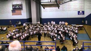 QVMEA Concert Band - Celtic Air and Dance