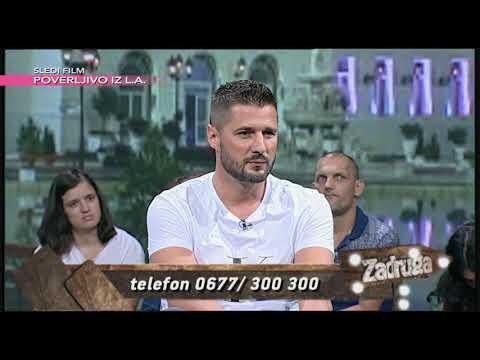 Zadruga 2, narod pita - Marko o odnosu porodice i Lune- 19.08.2019.