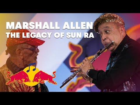 Sun Ra Arkestra's Marshall Allen and Danny Thompson Lecture (Montréal 2016) | Red Bull Music Academy