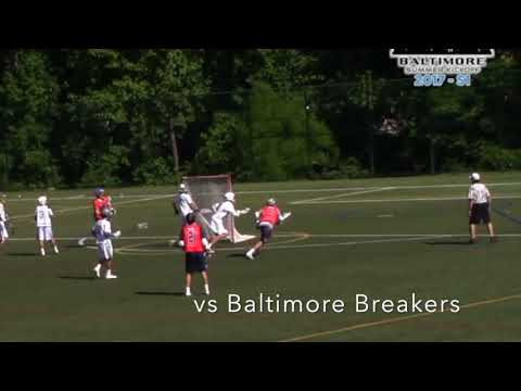 Kyle Howard summer 2017 lacrosse highlights