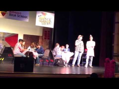 AFSA High School presents Footloose!