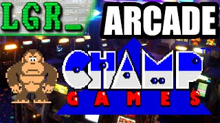 LGR - CHAMP Arcade Games for DOS