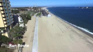 Drone Footage: Long Beach Triathlon 2015 Teaser