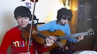 即席クリスマスソング第二弾!! 東京を中心にさまざまなシーンに向けて音楽を制作、発信している弦楽器Duo multiple(マルチプル)のチャン...