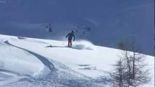 Skitourenlager Simplon 2013