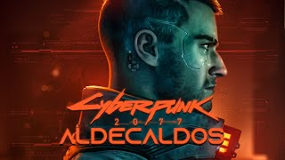 Cyberpunk 2077 (OST) - ALDECALDOS (Panam's Ending Theme - The Star) | Official Soundtrack Music