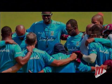 SPORT: Positive Vibes At West Indies Training Camp